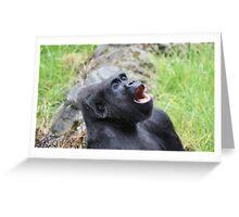 Kubie Singing Greeting Card