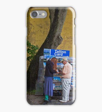 Cards Vendor. iPhone Case/Skin