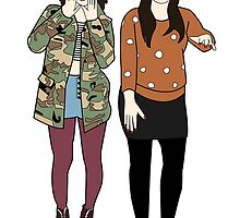 Broad City by Anna Iwanuch