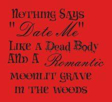 Romantic Murder by brightgemini