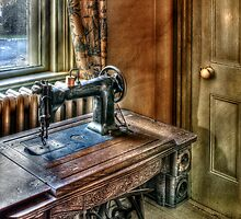 Sewing machine by Mike  Savad