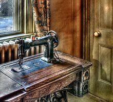 Sewing machine by Mike  Savad