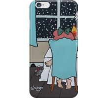John's Christmas Dream iPhone Case/Skin