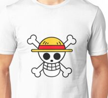 Luffy Flag/ Straw Hat Pirates - One piece  Unisex T-Shirt