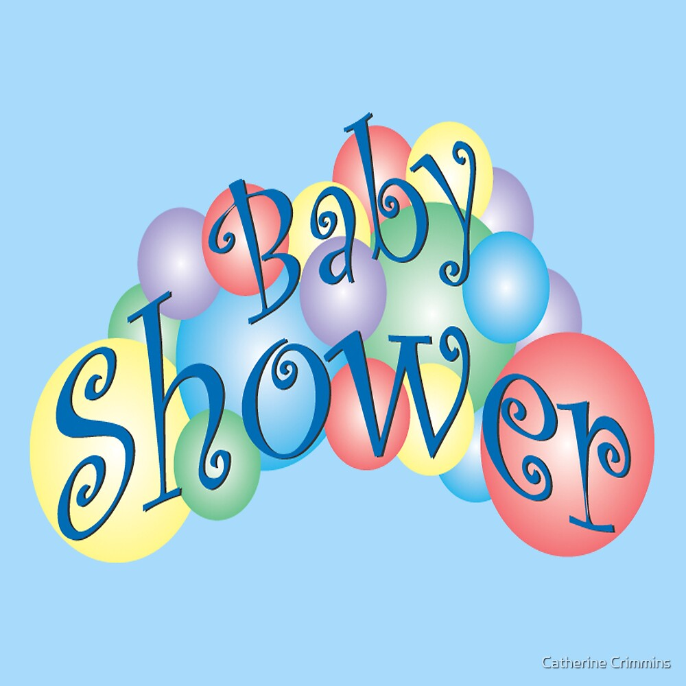 Baby Shower (boy) by Catherine Crimmins