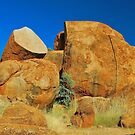 The Devil's Marbles # 3 by Penny Smith