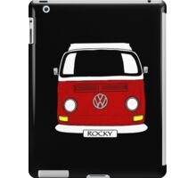 ROCKY the VW Kombi iPad Case/Skin