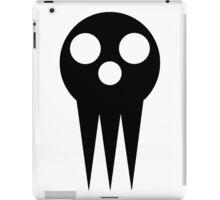 Soul Eater Skull - Black iPad Case/Skin