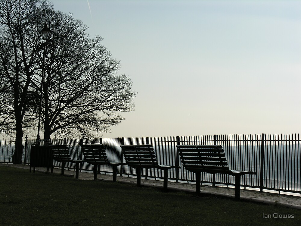 seats by Ian Clowes