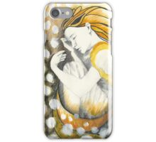 Sketchbook Jak, 42-43 iPhone Case/Skin
