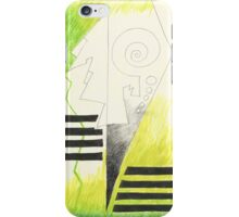 Sketchbook Jak, 14-15 iPhone Case/Skin