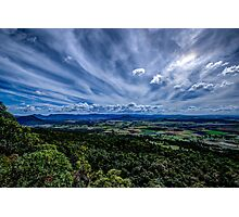 Mt French View Photographic Print