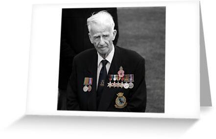 The Veteran by Drew Walker