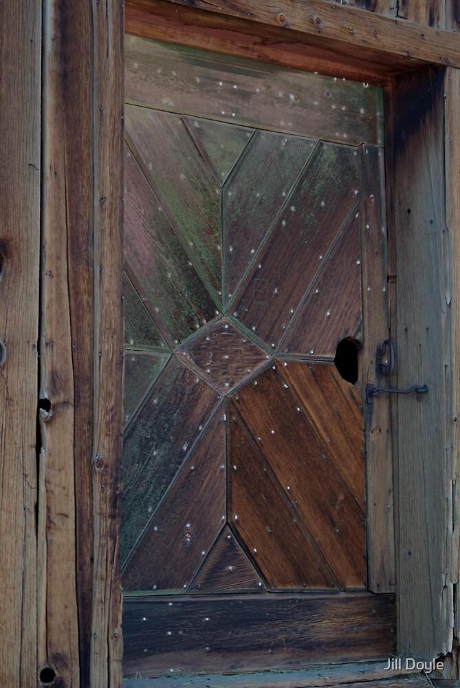 Barn Door by Jill Doyle