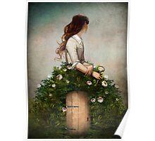 the key to her secret garden  Poster