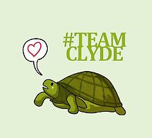 Clyde the tortoise 2 by pinkwa