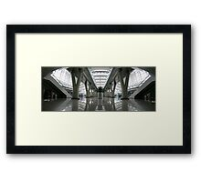 Space Age Framed Print