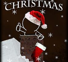 MERRY CHRISTMAS by Pinhead Industries