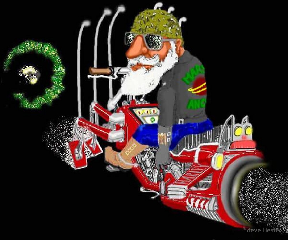 Harley 2069 by Steve Hester