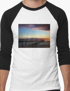 Glenelg Evening Men's Baseball ¾ T-Shirt