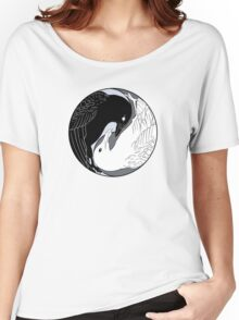 Crow & Gull Women's Relaxed Fit T-Shirt
