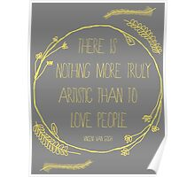 Truly Love People Poster