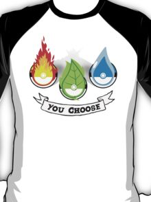 Pokemon - You Choose T-Shirt