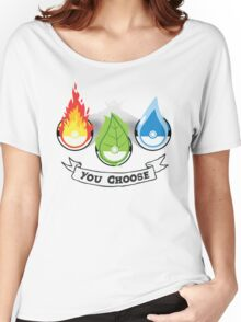 Pokemon - You Choose Women's Relaxed Fit T-Shirt