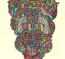 acid skull by acid