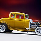 1932 Ford 'Five Window' Coupe by DaveKoontz