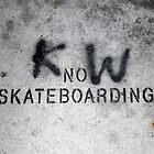 KnoW skateboarding by Lys •