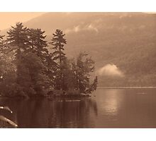 LAKE OF WARRIORS Photographic Print