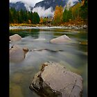Washington - North Cascades - 2007. by psychedelicmind