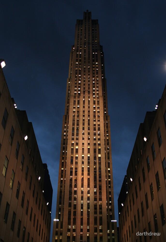 Rockefeller Center by darthdrew