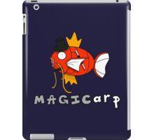 Magikarp the magician iPad Case/Skin