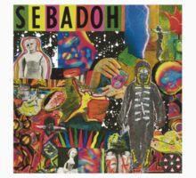 Sebadoh Sticker by indiestickers