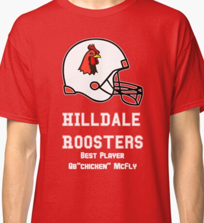 hilldale rooster Classic T-Shirt