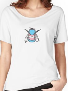 Transgender Bee Women's Relaxed Fit T-Shirt