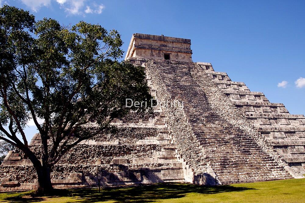 Mayan by Deri Dority