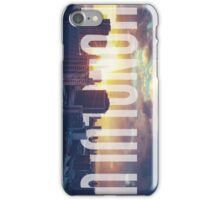 Retro Filtered Honolulu iPhone Case/Skin