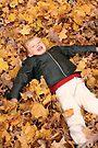 Leaf Angel by Anthony Pierce