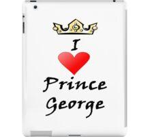 Prince George iPad Case/Skin
