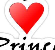Prince George Sticker