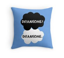 Dramione - TFIOS Throw Pillow
