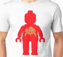 Minifig with UFO Unisex T-Shirt
