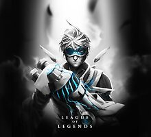 League of Legends - Ezreal by leagueofposters