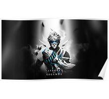 League of Legends - Ezreal Poster