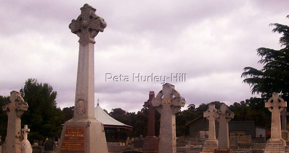 standing stones by Peta Hurley-Hill