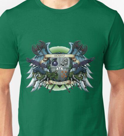 Viomyst YouTube Logo Unisex T-Shirt