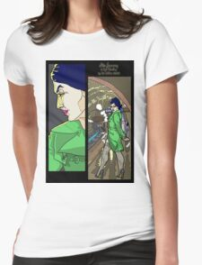 The Rogue Session - Cyd Starling - Miss January Womens Fitted T-Shirt